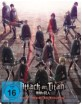 Attack on Titan - Teil 3: Gebrüll des Erwachens (Limited FuturePak Edition) Blu-ray