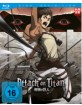 Attack on Titan - Vol. 1 (Limited Edition) Blu-ray
