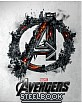 Avengers: Age of Ultron (2015) 3D - Novamedia Exclusive Limited Box Set Edition Steelbook (KR Import ohne dt. Ton)