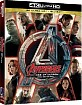 Avengers: Age of Ultron (2015) 4K (4K UHD + Blu-ray) (KR Import ohne dt. Ton) Blu-ray