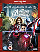 Avengers Assemble 3D (Blu-ray 3D + Blu-ray) (UK Import ohne dt. Ton) Blu-ray