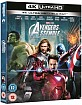 Avengers Assemble 4K (4K UHD + Blu-ray) (UK Import ohne dt. Ton) Blu-ray