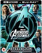 Avengers Assemble 4K - Zavvi Exclusive Steelbook (4K UHD + Blu-ray) (UK Import)