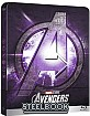 Avengers: Komplette Collection (1-4) - Limited Edition - Steelbook (Blu-ray + Bonus Blu-ray) (IT Import ohne dt. Ton)
