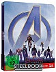 Avengers: Endgame 3D - Limited Edition Steelbook (Blu-ray 3D + Blu-ray + Bonus Disc) (CH Import) Blu-ray