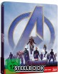 Avengers: Endgame 3D (Blu-ray 3D + Blu-ray + Bonus Disc) (Limited Steelbook Edition) Blu-ray