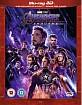 Avengers: Endgame 3D (Blu-ray 3D + Blu-ray + Bonus Disc) (UK Import ohne dt. Ton) Blu-ray