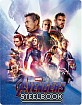 Avengers: Endgame 3D - Zavvi Exclusive Limited Edition Lenticular Steelbook (Blu-ray 3D + Blu-ray + Bonus Disc) (UK Import ohne dt. Ton)