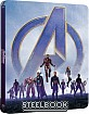 Avengers: Endgame 3D - Zavvi Exclusive Limited Edition Steelbook (Blu-ray 3D + Blu-ray + Bonus Disc) (UK Import ohne dt. Ton) Blu-ray