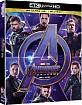 Avengers: Endgame 4K (4K UHD + Blu-ray + Bonus Disc) (KR Import) Blu-ray