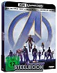 Avengers: Endgame 4K - Limited Edition Steelbook (4K UHD + Blu-ray + Bonus Disc) (CH Import) Blu-ray