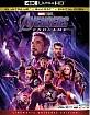 Avengers: Endgame 4K (4K UHD + Blu-ray + Bonus Blu-ray + Digital Copy) (US Import ohne dt. Ton) Blu-ray