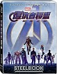 Avengers: Endgame - Steelbook (Blu-ray + Bonus Disc) (TW Import ohne dt. Ton) Blu-ray