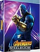 Avengers: Infinity War 4K - WeET Collection Exclusive #4 B1 Lenticular Steelbook (4K …
