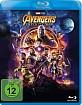 Avengers: Infinity War (CH Import) Blu-ray
