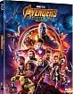 Avengers: Infinity War (Region A - KR Import) Blu-ray
