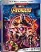 Avengers: Infinity War (Blu-ray + Digital Copy) (US Import ohne dt. Ton) Blu-ray