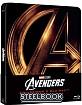 Avengers Trilogia - Edizione Limitata Steelbook (IT Import ohne dt. Ton) Blu-ray