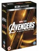 Avengers Trilogy 4K (4K UHD + Blu-ray) (UK Import) Blu-ray