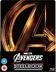 Avengers Trilogy - Zavvi Exclusive Steelbook (UK Import) Blu-ray