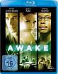 Awake (2007) Blu-ray
