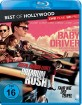 Baby Driver (2017) + Premium Rush (Best of Hollywood Collection) Blu-ray
