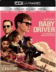 Baby Driver (2017) 4K (4K UHD + Blu-ray + UV Copy) (US Import) Blu-ray