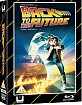Back to the Future - HMV Exclusive Limited Edition VHS Range (Blu-ray + DVD) (UK Import) Blu-ray