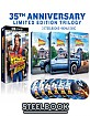 Back to the Future: The Ultimate Trilogy 4K - 35th Anniversary Edition - Best Buy Exclusive Steelbook (4K UHD + Blu-ray + Bonus Blu-ray + Digital Copy) (US Import ohne dt. Ton) Blu-ray