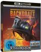 Backdraft - Männer, die durchs Feuer gehen 4K (Limited Steelbook Edition) (4K UHD + Blu-ray) Blu-ray
