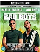 Bad Boys (1995) 4K (4K UHD + Blu-ray + UV Copy) (UK Import)