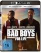 Bad Boys For Life 4K (4K UHD + Blu-ray) Blu-ray