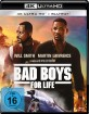Bad Boys For Life 4K (4K UHD + Blu-ray)