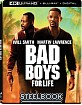 Bad Boys For Life 4K - Best Buy Exclusive Steelbook (4K UHD + Blu-ray + Digital Copy) (US Import ohne dt. Ton) Blu-ray