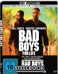 Bad Boys For Life 4K (Limited Steelbook Edition) (4K UHD + Blu-ray)