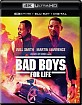 Bad Boys For Life 4K (4K UHD + Blu-ray + Digital Copy) (US Import ohne dt. Ton) Blu-ray