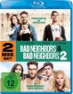 Bad Neighbors & Bad Neighbors 2 (2-Movie Set) Blu-ray