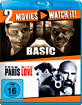 Basic + From Paris with Love (Doppelset) Blu-ray