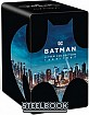 Batman (1-4) Collection 4K - Steelbook (4K UHD + Blu-ray) (FR Import) Blu-ray