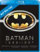 Batman (1-4) Collection (Remastered) Blu-ray
