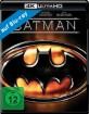 Batman (1989) 4K (4K UHD + Blu-ray) Blu-ray