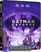 Batman Returns 4K - Zavvi Exclusive Steelbook (4K UHD + Blu-ray) (UK Import ohne dt. Ton) Blu-ray