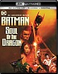 Batman: Soul of the Dragon 4K (4K UHD + Blu-ray + Digital Copy) (US Import) Blu-ray
