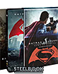 Batman v Superman: Dawn of Justice (2016) 3D - HDzeta Exclusive Gold Label Series #014 Double Lenticular Fullslip Steelbook (Blu-ray 3D + Blu-ray + Bonus Blu-ray) (CN Import ohne dt. Ton) Blu-ray