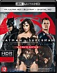 Batman v Superman: L'aube de la Justice 4K - Ultimate Edition (4K UHD + Blu-ray + Digital Copy) (FR Import ohne dt. Ton) Blu-ray