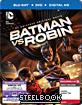 Batman vs. Robin - Target Exclusive Steelbook (Blu-ray + DVD + UV Copy) (US Import)