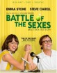 Battle of the Sexes (2017) (Blu-ray + DVD + UV Copy) (US Import ohne dt. Ton) Blu-ray