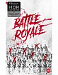 Battle Royale (2000) & Battle Royale II (2003) 4K - Unrated Theatrical and Extended Director's Cut - Limited Edition Digipak (4K UHD + Blu-ray + Audio CD) (UK Import ohne dt. Ton)
