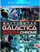 Battlestar Galactica: Blood & Chrome - Extended Edition (Blu-ray + UV Copy) (UK Import ohne dt. Ton) Blu-ray