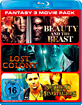 Beauty and the Beast + Lost Colony + Sindbad und der Minotaurus (Fantasy 3 Movie Pack) Blu-ray